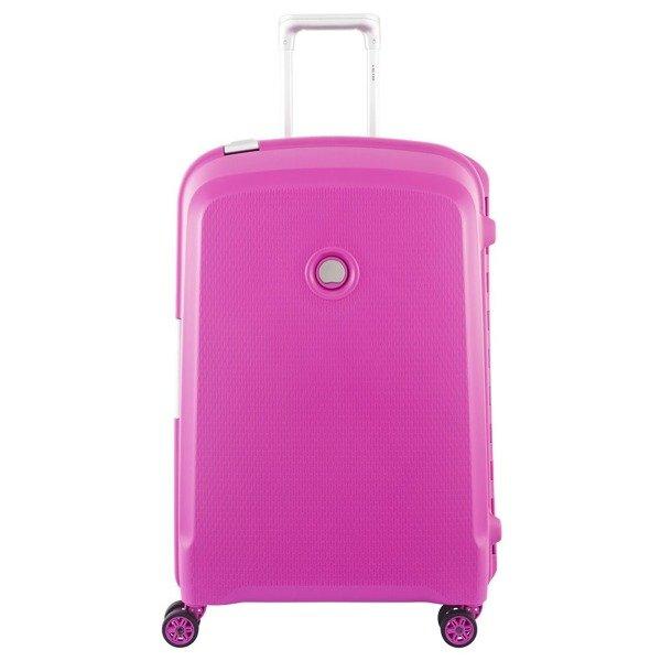 98860d95360dd Walizka średnia Delsey Paris Belfort+ M różowa Kliknij, aby powiększyć ...